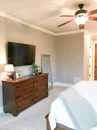 Transitional Master Bedroom Design Master Bedroom Makeover The Southern Style Guide