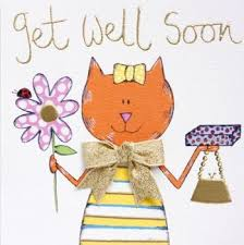 feel better cards get well soon cards collection karenza paperie