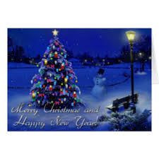 new years cards zazzle