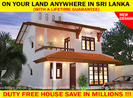 house plans in sri lanka with prices home shape