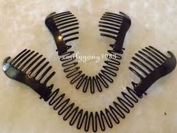 banana hair clip 3pcs new vintage large comb banana clip hair riser claw beautiful