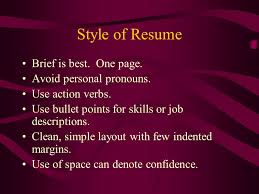 resumes u0026 cover letters ppt video online download