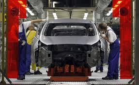 volkswagen supercar pirmą kartą streikuos u201evolkswagen u201c gamyklos slovakijoje