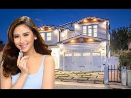 sarah geronimo house pictures philippines sarah geronimo s new house outside inside 2018 youtube