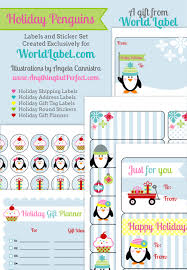 labels for your christmas u0026 holiday gifts packages u0026 more