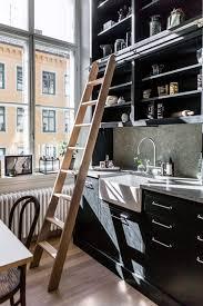 matte black appliances high class masculine kitchen innovation wooden kitchen bar