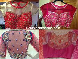 net blouse pattern 2015 trendy net blouse designs blouse designs saree blouse and saree