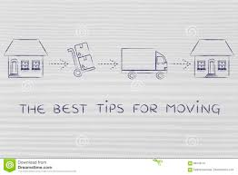 packing and unpacking the best tips for moving stock photo