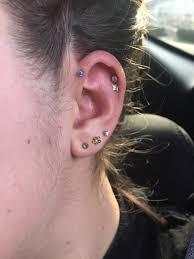 second ear piercing earrings my piercing journey 12 holes later