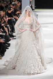 wedding dresses 2011 collection wedding dress monday elie saab summer 2011 collection