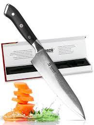 highest quality kitchen knives hanzo chef knife professional knives 8 inch katana