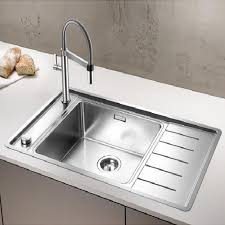 Andano XL  SIF Compact Stainless Steel Kitchen Sink - Compact kitchen sinks stainless steel