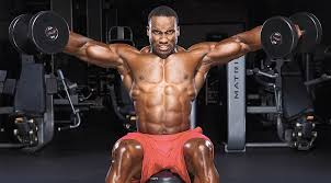 Most Weight Ever Benched Best Full Shoulder Workout Routine Muscle U0026 Fitness