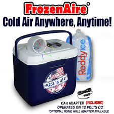 frozenaire battery operated air conditioner