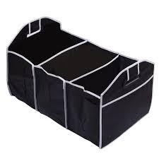 si e de pliable pliable noir voiture tronc boîte de rangement non tissé épaissie