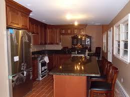narrow kitchen island narrow kitchen kitchen island traditional kitchen newark
