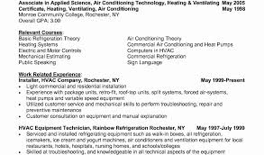 tire installer sample resume simple radiology technician job
