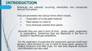 poisonous plants and natural pesticide ppt video online download