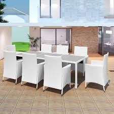 round sofa white wicker outdoor furniture beautiful white wicker