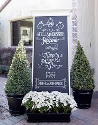 wedding chalkboard ideas chalkboard wedding ideas