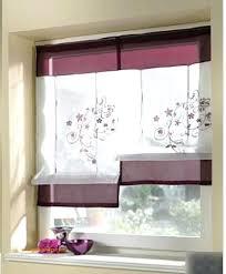 rideaux pour cuisine moderne rideau de cuisine moderne des rideaux tendances chez helline rideaux
