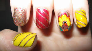 nail design nail design for thanksgiving