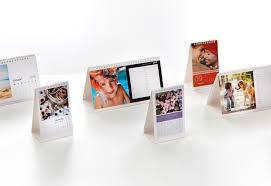 bureau personnalisé calendrier de bureau personnalisé avec photos smartphoto