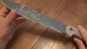 Awesome Kitchen Knives Knife Review Ontario Rtak Ii Awesome Production Fixed Blade