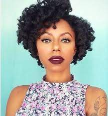 natural hair styles for thinning hair in the crown how to look cool with black natural hairstyle ideas