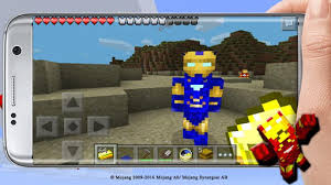 minecraft apk mod mod iron for minecraft pe 0 1 15 4 apk android 4 0 x