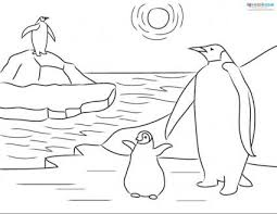 Penguin Coloring Pages Printable Penguin Coloring Sheets And Facts For Kids Lovetoknow by Penguin Coloring Pages