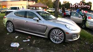 Porsche Panamera Brown - 2012 porsche panamera 4s on 24