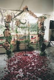wedding arches inside ceremony décor photos floral wedding arch inside weddings