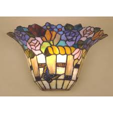 Mosaic Wall Sconce Tiffany Wall Sconces Tiffany Style Wall Sconces Wall Sconce