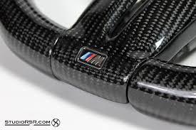 Bmw M4 Interior Bmw Performance Carbon Fiber Steering Wheel For M4 M3 Studio Rsr