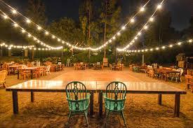 outdoor wedding lighting outdoor light strands new lighting great outdoor light