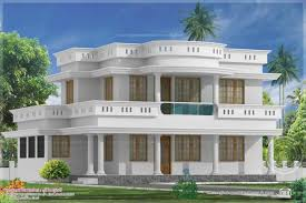 bedroom house plans square pieds villa exterior design home kerala