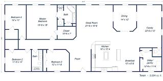 floor plans for homes steel frame house floor plans architectural designs