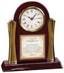personalized wedding clocks unique anniversary gifts personalize wedding anniversary gifts