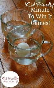 Easy Christmas Games Party - kid friendly easy minute to win it games for your party