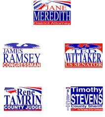 orlando florida fl yard signs orlando fl political sign company