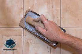 How To Regrout Patio Slabs Regrouting Bathroom Tile Grout Cleaning Tile Cleaning Regrout