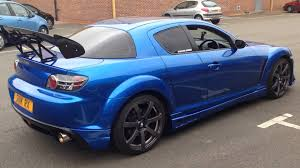 mazda car price for sale modified mazda rx8 project car for a car club youtube