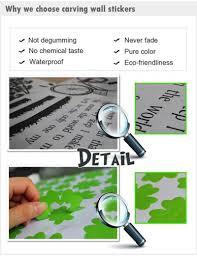custom home decor decals best aliexpress decor decals wall art custom home