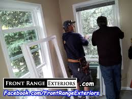 best window replacement companies colorado springs front range