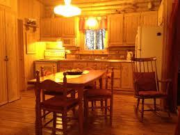 cuisine au bois au chalet en bois rond log house cottages apartments tourist