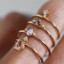 diamonds rings images Princess opal with diamonds ring lumo jpg