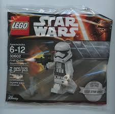 first order stormtrooper polybag lego set