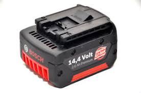 li a le occasion batterie lithium ion li ion bosch pro 2607336077 14 4v 2 6ah
