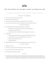 trump tax reform donald trump s tax plan in fewer than 500 words vox